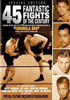 45 Fantastic Fights (DVD, 2005)