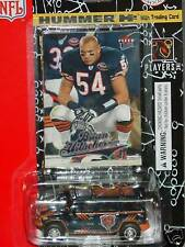 NFL 2004 Diecast Hummer H2, Chicago Bears, NEW