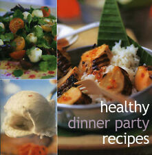 Healthy Dinner Party Recipes (Cookery),,New Book mon0000016594
