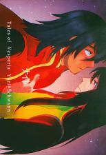 Tales of Vesperia Doujinshi Yuri x Schwann (Raven) Night beans - sahara