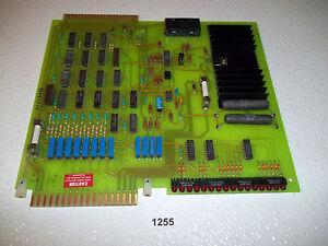 Cincinnati Milacron 3-531-3948A Logic Board (1255)