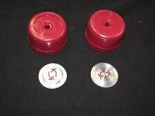 Kirby Legend II Wheels (2) & Hub Caps (2)