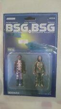 Battlestar Galactica BSG VS BSG #4 Action Figure Variant / Dynamit 2018