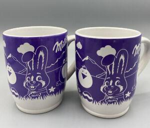 2 Milka Ostertassen Nr 15 Sammlertasse Kaffeetasse