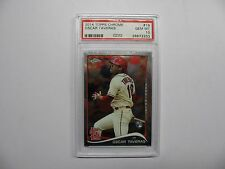 2014 Topps Chrome #19  Oscar Taveras ... RC ... PSA 10 Gem Mint !!!