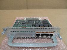 Cisco 4B-S/T BRI ISDN 4 Port Ethernet RJ45 Netzwerk Modul Karte 800-01236-03B0