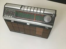 Valise Radio Loewe Opta Electronic t98-COLLECTOR état-Collectible State