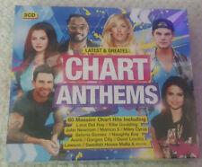 CD Album VA -  Latest & Greatest Chart Anthems Box Set NEW & Sealed