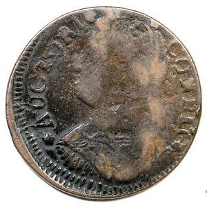 "1788 14.1-L.2 R-6 LDS ""Fatal Flaw"" Connecticut Colonial Copper Coin"