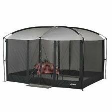 Tailgaterz 4300614 Magnetic Screen House, Large Mesh Walls, Keep Insects Out New