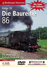 DVD Stars der Schiene 33 - Die Baureihe 86