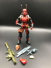 "Marvel Legends X-Men DEADPOOL 6"" Action Figure JUGGERNAUT BAF"