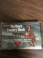 ✅The Best of Marlboro Country Music Vol 1 cassette tape 1985 NewFactory Sealed ✅