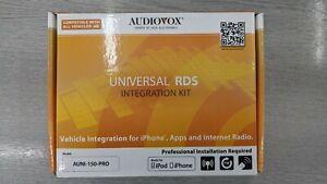 Audiovox Auni-150-Pro Universal RDS iPod Integration FM Modulator