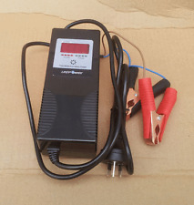 12V 8 amp 7 Stage UltiPower Automatic Desulfation Battery Charger 8AH