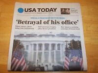 USA TODAY THURSDAY JANUARY 8, 2021