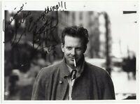 Cinema - Autografo dell'attore Mickey Rourke (Schenectady, 1952)