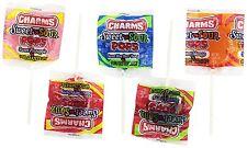 Charms Sweet n Sour Suckers Candy Pops 48 Ct Pop Lollipop Lollipops Sucker Charm