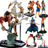 One Piece PVC Figure Monkey D Luffy Ace Zoro Sanji Anime Figurine Toy Collection