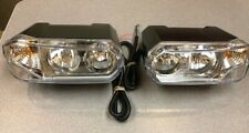 Halogen Snowplow Headlamp Kit  (1 pair) NEW, In Box,  Hamsar snow plow light