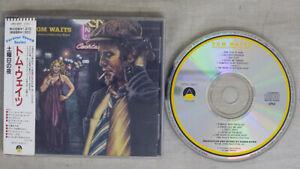 TOM WAITS HEART OF SATURDAY NIGHT ASYLUM JAPAN OBI 1CD