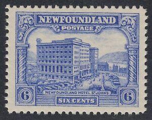 Newfoundland # 168 Mint Never Hinged Extra Fine Single