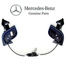 Mercedes R230 SL-Class SL550 SL63 AMG Convertible Hard Top Side Flap Drive Motor