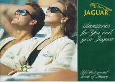 Prospekt Jaguar Accessories 1986