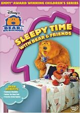Bear In The Big Blue House Sleepy Time With DVD Kids Children Toddler Music Song