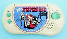 Casio game CG-800L WESTERN BAR 1991 Vintage Rare Retro VGC Collect Made in Japan