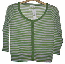 Woolen Waist Length Striped Jumpers & Cardigans for Women