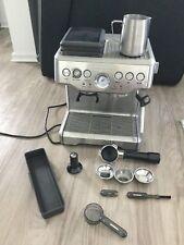Gastroback Design Espresso Maschine Advanced Pro G Kombigerät mit Zubehör