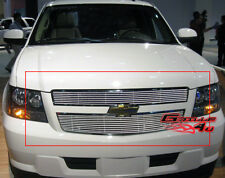Fits 2009-2013 Chevy Tahoe Hybrid Billet Grille Grill Insert