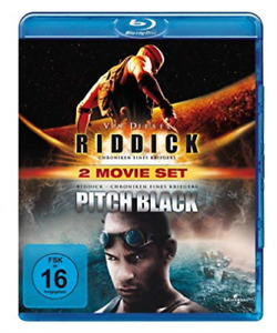 DOPPELPACK: PITCH BLACK & RIDDICK - (GERMAN IMPORT) BLU-RAY NEW