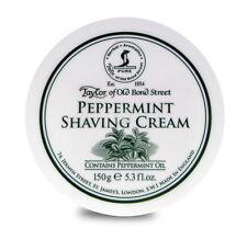 Taylor of old Bond Street Rasiercreme PFEFFERMINZE Luxury Shaving Creme England