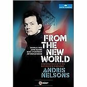 RARE From the New World (DVD, 2013) Andris Nelsons / Charles Ives / John Adams