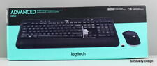 *NEW OPEN BOX* Logitech MK540 Wireless Keyboard and Mouse Bundle