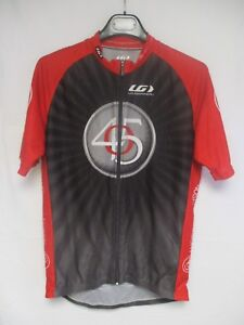 Maillot cycliste LOUIS GARNEAU 405 bicycles Norman Oklahoma shirt jersey L