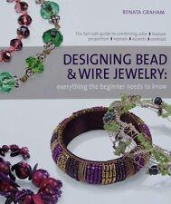 LIVRE : bijoux à faire soi-même (bead & wire jewelry,perles & fil)