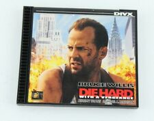 Bruce Willis Die Hard With A Vengeance Circuit City Divx Disc Rare 90s