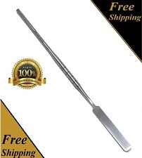 German Stainless Cement Lab Modelling Wax Spatula 24a Dental Instruments
