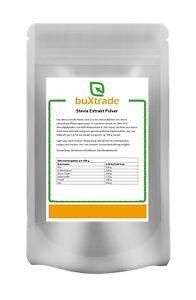 100g | Stevia Extrakt Pulver | Natürliches Süßungsmittel | Zuckerersatz