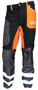Oregon Brushcutter / Strimmer Protective Trousers - Forestry Garden S-3XL 295465