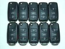 LOT OF 10 VOLKSWAGEN VW GOLF JETTA 11-17 OEM REMOTE KEY LESS ENTRY 202 AE  OEM