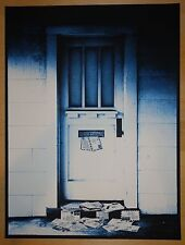 2014 Jack White - Los Angeles Silkscreen Concert Poster by Rob Jones S/N