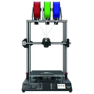 Geeetech A30T Large FDM 3D Printer Triple Extruder 3 in 1 out  320*320*420mm3