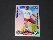 AOGO LIMITED HAMBURG HSV TOPPS MATCH ATTAX PANINI FOOTBALL BUNDESLIGA 2010-2011