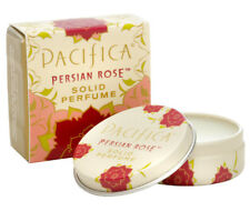 Pacifica Solid Perfume Tin 100% Vegan All Natural Scent PERSIAN ROSE 10g