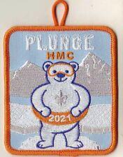 2021 Hawk Mountain Council Scout Reservation Polar Bear Plunge Patch