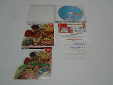 Street Fighter III W Impact w/spine Sega Dreamcast Japan